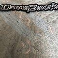 Doomsword - Patch - Doomsword back logo patch
