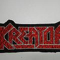 Kreator - Patch - Kreator back logo patch