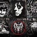 Darkthrone - Patch - Embroidered back patches