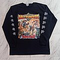 Bolt Thrower - TShirt or Longsleeve - Bolt Thrower realm of chaos long sleeve