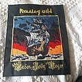Running Wild - Patch - Running Wild under Jolly Roger back patch