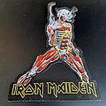 Iron Maiden - Patch - Iron Maiden Somewhere in time