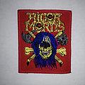 Rigor Mortis - Patch - Rigor Morris back patch