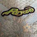 Poison - Patch - Poison back logo patch