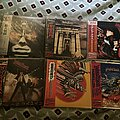 Judas Priest - Tape / Vinyl / CD / Recording etc - Mini LP Screaming for vengeance, Stained Class, Sin After sin, Painkiller,...