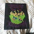 Testament - Patch - Testament Envy life back patch