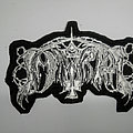 Immortal - Patch - Immortal back logo patch