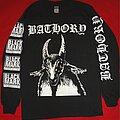 Bathory - TShirt or Longsleeve - Bathory white goat