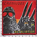Carnivore - Patch - Carnivore retaliation