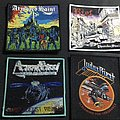 Agent Steel - Patch - Woven patches