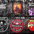 Death - Patch - Embroidered back patches