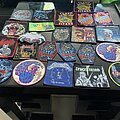 Crimson Glory - Patch - Woven patches