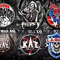 Judas Priest - Patch - Embroidered back patches