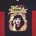 King Diamond - TShirt or Longsleeve - King Diamond Fatal portrait
