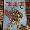 Manilla Road - Patch - Manilla Road Woven patch