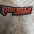 Thin Lizzy - Patch - Thin Lizzy back logo patch