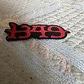 1349 - Patch - 1349 back logo patch