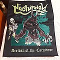 Nocturnal - Patch - Nocturnal arrival back patch