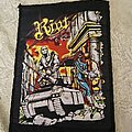 Riot - Patch - Riot Thundersteel