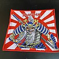Iron Maiden - Patch - Iron Maiden woven patch