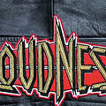 Loudness - Patch - Loudness back patch