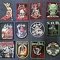 Slayer - Patch - Woven patches