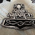 Amon Amarth - Patch - Amon amarth back patch