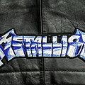 Metallica - Patch - Metallica back path