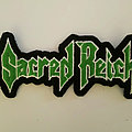 Sacred Reich - Patch - Sacred reich back patch