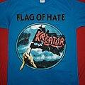 Kreator - TShirt or Longsleeve - Kreator flag of hate