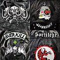 Sortilege - Patch - Embroidered back patches