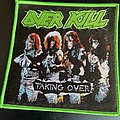 Overkill - Patch - Overkill taking over