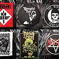 Morbid Saint - Patch - Embroidered back patches