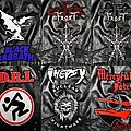 Black Sabbath - Patch - Embroidered back patches