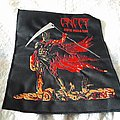 Cancer - Patch - Cancer back patch