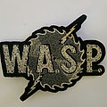 W.A.S.P. - Patch - W.A.S.P. Back patch