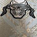 Megadeth - Patch - Megadeth rattle head back patch