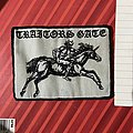Traitors Gate - Patch - Traitors gate woven patch