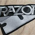 Razor - Patch - Razor back patch