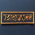 Vigilance Logo patch