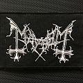 Mayhem logo Patch
