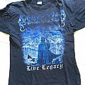 Dissection Live Legacy Shirt