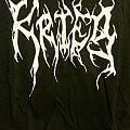 "Krieg - ""Destruction Ritual"" TShirt or Longsleeve"