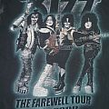 Kiss - The Farewell Tour 2000 TShirt or Longsleeve