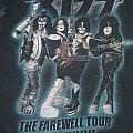 Kiss - The Farewell Tour 2000 TShirt or Longsleeve