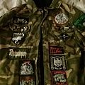 Manticore - Battle Jacket - Camo Jacket (incomplete)