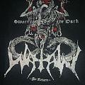 "Watain - TShirt or Longsleeve - Watain - ""Sworn to the Dark"" - Antichrist Vanguards East Coast Tour 2007"