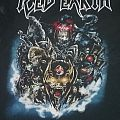 """Iced Earth - """"Tribute to the Gods"""" TShirt or Longsleeve"""