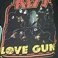 Kiss - TShirt or Longsleeve - Kiss - Love Gun