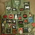 Infernal Stronghold - Battle Jacket - Denim Vest (incomplete)
